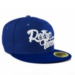 RETRO TIME Snapback - Blue