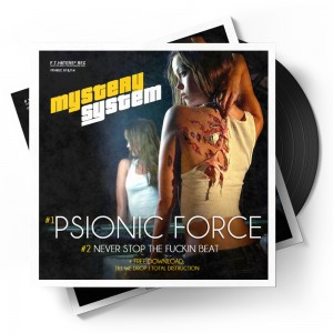 Mystery System - Psionic Force