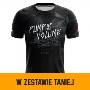 PUMP UP THE VOLUME ZESTAW + GRATIS